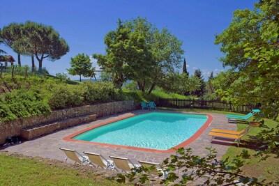 Agriturismo Argena - Appartamento per 4 persone, Location Gite à Lucignano - Photo 1 / 32