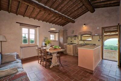 Agriturismo Argena - Appartamento per 4 persone, Location Gite à Lucignano - Photo 3 / 32