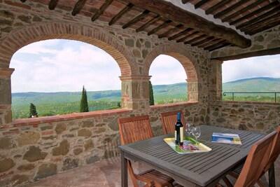 Agriturismo Argena - Appartamento per 4 persone, Location Gite à Lucignano - Photo 5 / 32