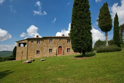 Agriturismo Argena - Appartamento per 4 persone, Location Gite à Lucignano - Photo 7 / 32