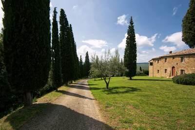 Agriturismo Argena - Appartamento per 4 persone, Location Gite à Lucignano - Photo 8 / 32