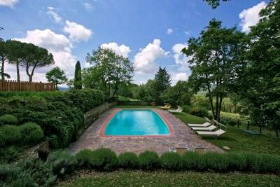 Agriturismo Argena - Appartamento per 4 persone, Location Gite à Lucignano - Photo 9 / 32