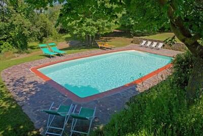 Agriturismo Argena - Appartamento per 4 persone, Location Gite à Lucignano - Photo 10 / 32