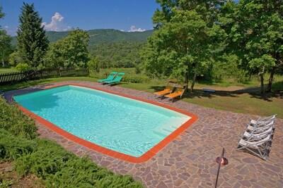 Agriturismo Argena - Appartamento per 4 persone, Location Gite à Lucignano - Photo 11 / 32