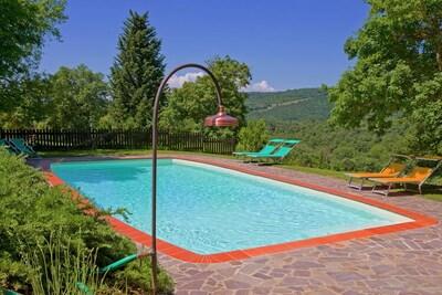 Agriturismo Argena - Appartamento per 4 persone, Location Gite à Lucignano - Photo 12 / 32