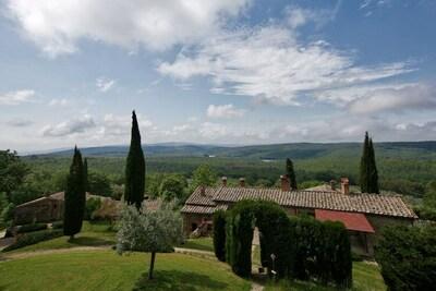 Agriturismo Argena - Appartamento per 4 persone, Location Gite à Lucignano - Photo 13 / 32