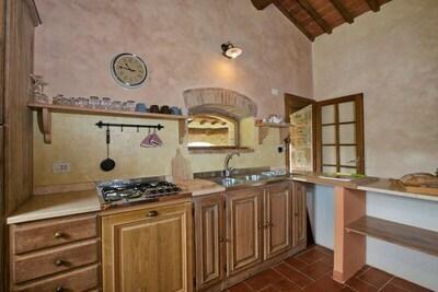 Agriturismo Argena - Appartamento per 4 persone, Location Gite à Lucignano - Photo 14 / 32