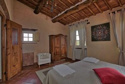 Agriturismo Argena - Appartamento per 4 persone, Location Gite à Lucignano - Photo 18 / 32