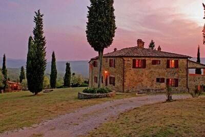 Agriturismo Argena - Appartamento per 4 persone, Location Gite à Lucignano - Photo 31 / 32