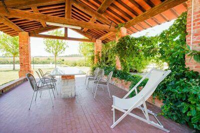 Maison de vacances attrayante à Castiglione del Lago