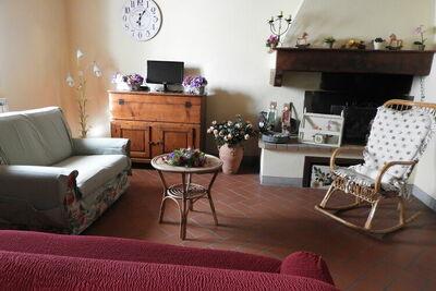 Maison de vacances isolée à Barberino del Mugello avec jardin