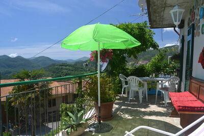 Superbe maison de vacances à Rio avec vue sur la colline