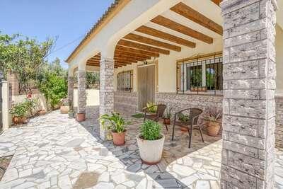 Maison de vacances isolée à Almería avec piscine privée chauffée!