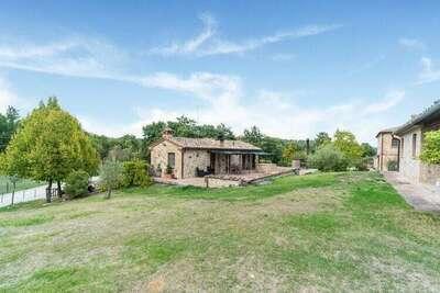 Cottage pittoresque à Città della Pieve avec piscine