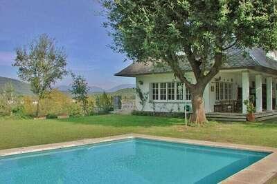 Villa en peluche à Orrius avec piscine privée