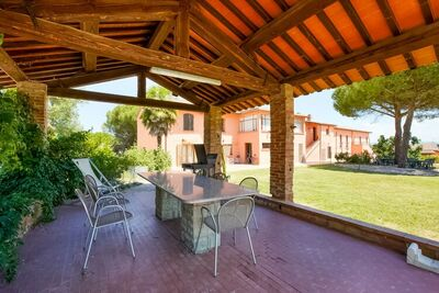 Maison de vacances vibrante à Castiglione del Lago