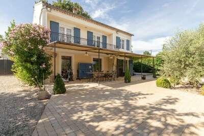 Villa Carpentras, Location Villa à Carpentras - Photo 1 / 36