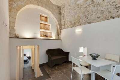 Maison de vacances confortable à Ragusa Ibla avec balcon