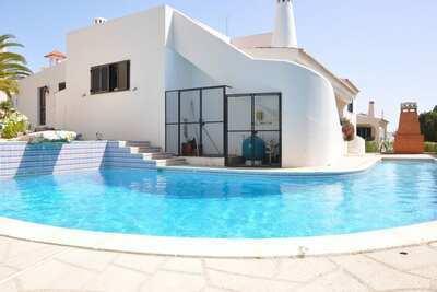 Magnifique villa à Vilamoura avec piscine privée