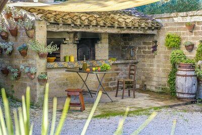Maison de vacances reposante à Fermo avec piscine