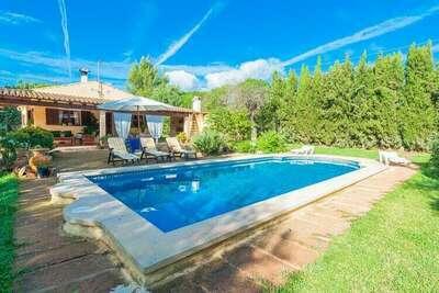 SON COLL - Villa pour 5 personnes à Lloseta.