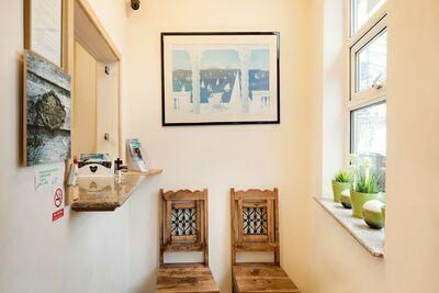 Charmant studio à Londres avec patio