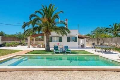 LAS ESTRELLAS - Villa pour 4 personnes à Cala Llombards (Santanyi).