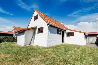 Maison de vacances sereine à De Haan près de Sea Beach