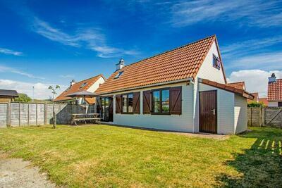 Séduisante maison de vacances à De Haan près de Sea Beach