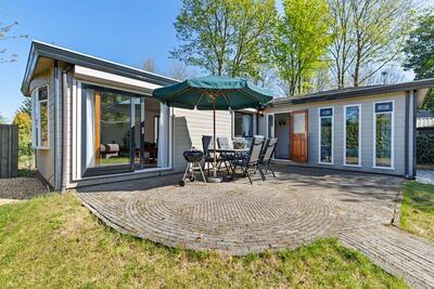 Chalet moderne à Garderen avec jardin privé