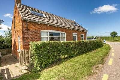 Maison de vacances pittoresque à Nieuwvliet-Bad près de Seabeach