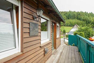 Séduisante maison de vacances à Meschede avec sauna