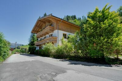 Maison de Vacances Urbaine à Hollersbach im Pinzgau avec Jardin