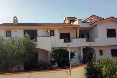 Appartement spacieux avec piscine à Castelsardo