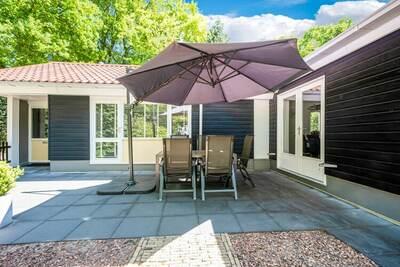Maison de vacances sereine à Ermelo avec grand jardin meublé
