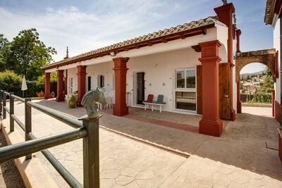 Maison de vacances cosy à Mijas Costa près de la plage.