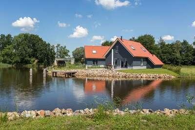 Maison de vacances avec lave-vaisselle, située à 5 km du lac Tjeukermeer
