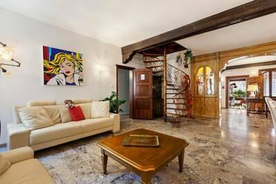 Belle villa au centre de Venise avec bain à remous