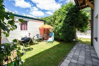 Maison de vacances avec vue et jardin à Niedernsill