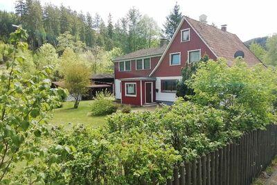 Jolie maison dans l'Harz, poêle à bois, jardin accès rivière