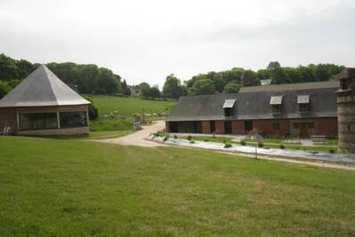Spacieux gîte avec jardin privé en Normandie