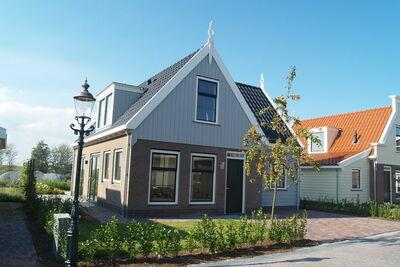 Maison de vacances sur le Markermeer, près d'Amsterdam