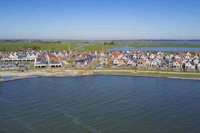 Belle maison de vacances sur le Markermeer près d'Amsterdam