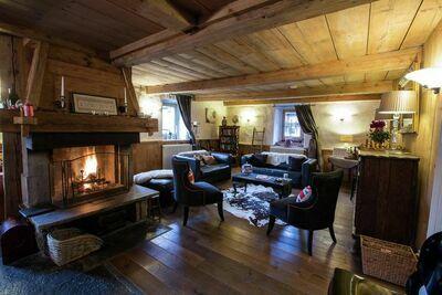 Chalet de luxe plein de charme à proximité du centre de Morzine avec sauna