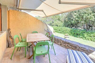 Maison de vacances à Punta Ala avec terrasse privée
