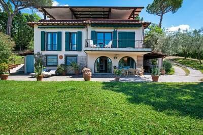 Belle maison avec piscine à San Casciano Val di Pesa