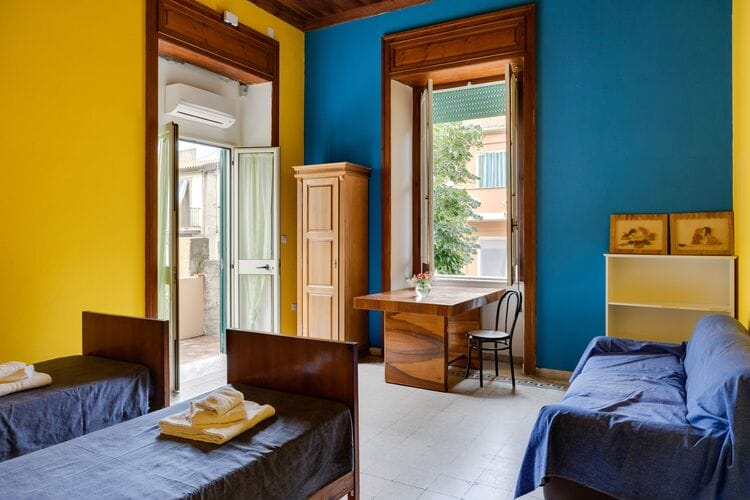 La Casa di Nina, Location Maison à Nicotera Marina - Photo 0 / 25