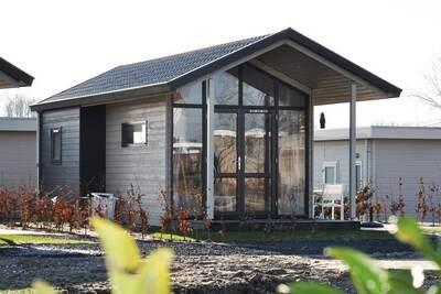Lodge compact et moderne pres de Markermeer près d'Enkhuizen