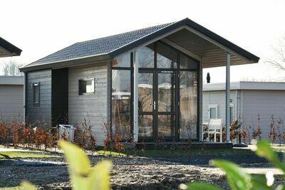 Lodge élégant avec terrasse, près du parc national de Veluwe