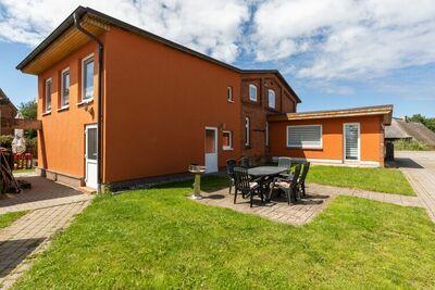 Maison de vacances relaxante à Boiensdorf avec jardin et terrasse